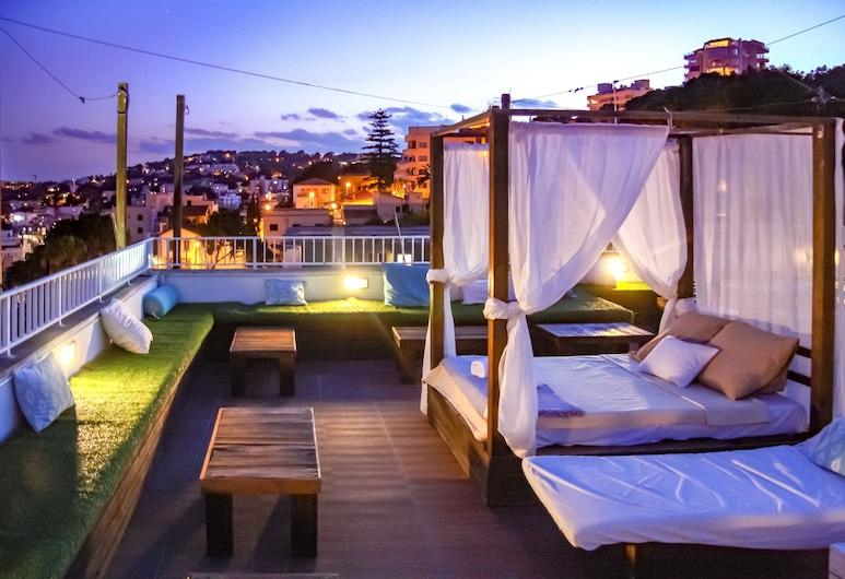 Hotel Lis, Palma de Mallorca, Terrass