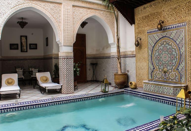 Le Pavillon Oriental, Marrakech, Outdoor Pool