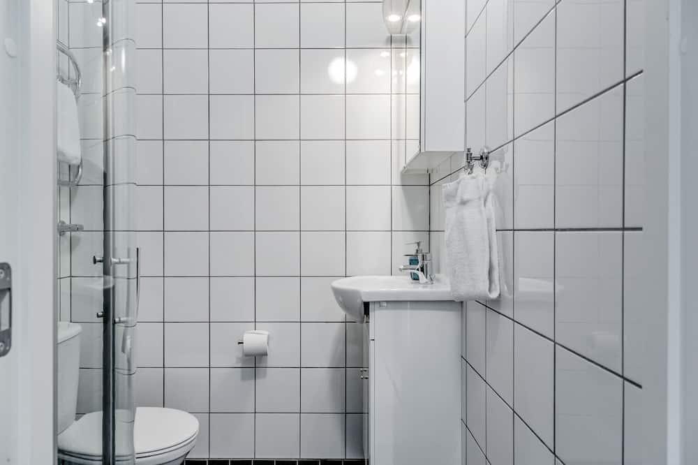 Studio, 1 lit une place - Salle de bain