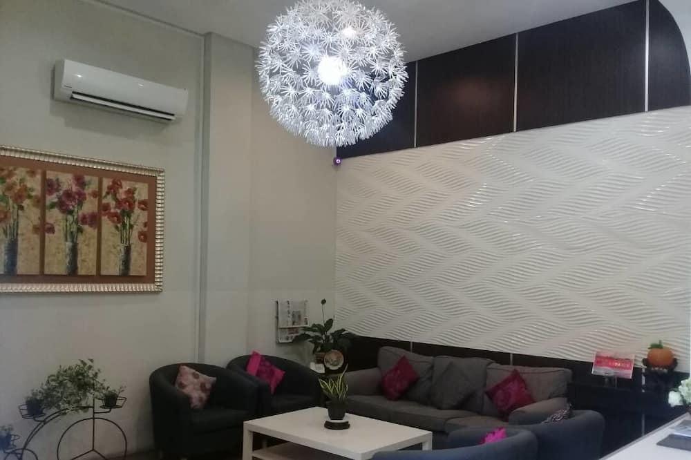 Phòng 2 giường đơn Tiêu chuẩn - Khu phòng khách