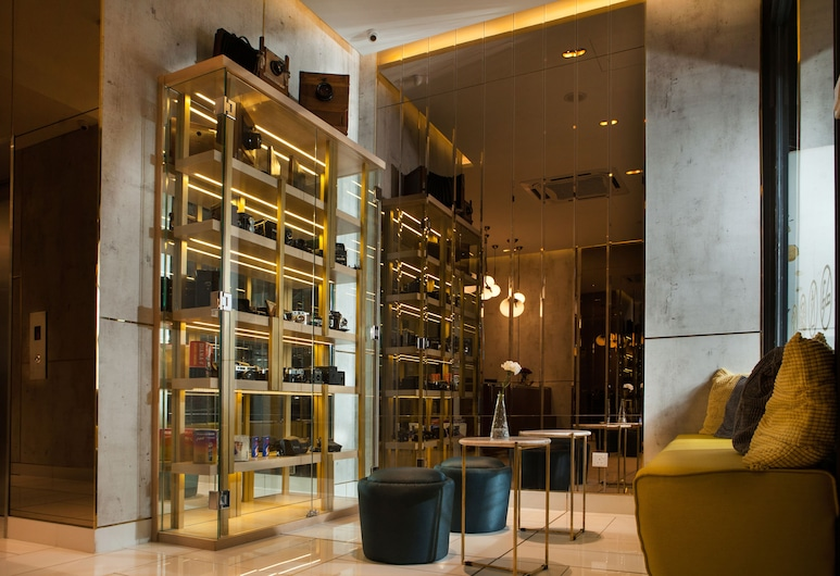 Gold3 Boutique Hotel, Kuala Lumpur, Interior Entrance
