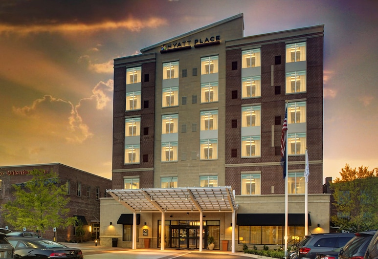 Hyatt Place Columbia/Downtown/The Vista, Kolumbia