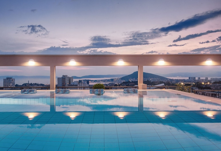 Dioklecijan Hotel & Residence, Split, Outdoor Pool