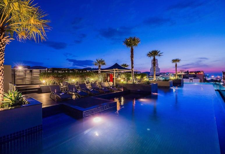 Best Western Patong Beach, Patong, Pemandangan dari Hotel