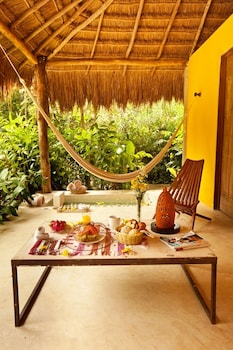 Selline näeb välja Piedra de Agua Hotel Boutique Palenque, Palenque