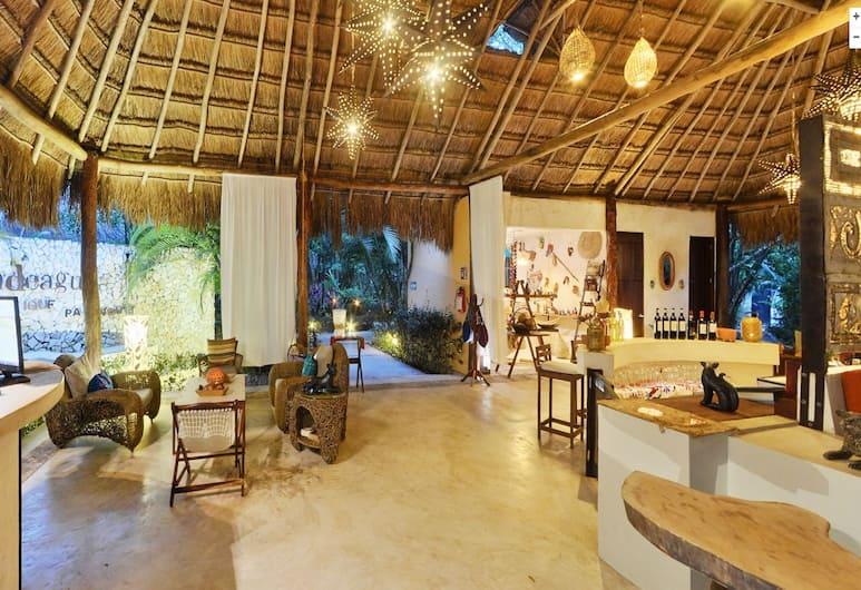 Piedra de Agua Hotel Boutique Palenque, Palenque, Réception