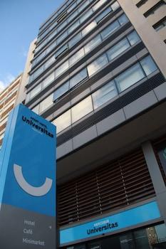 Hình ảnh Mercosur Universitas Apart Hotel tại Montevideo