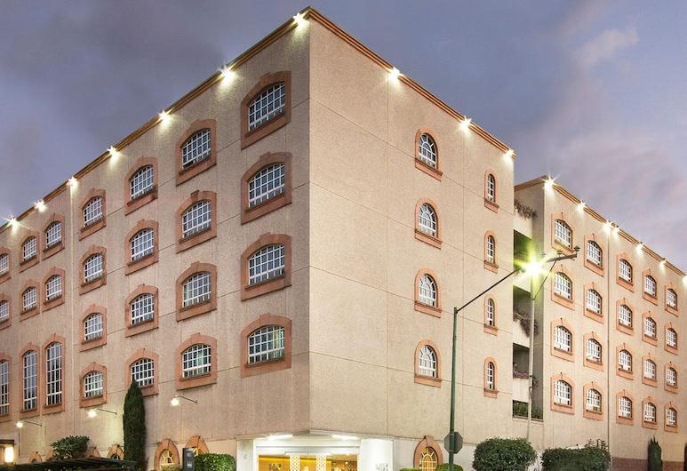 Hotel MX congreso, México
