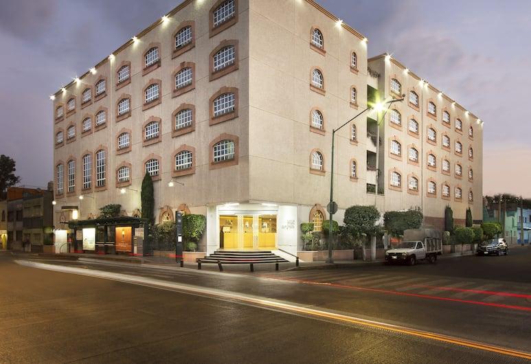 Hotel MX congreso, Mexico