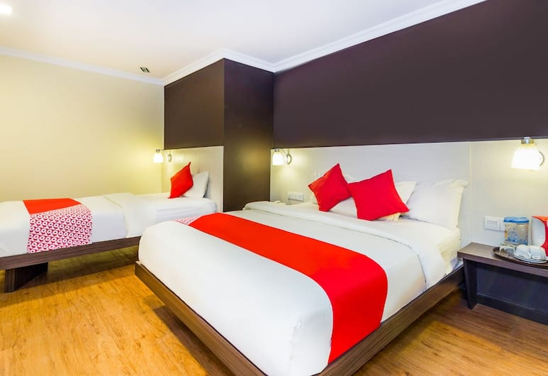 OYO 431 ホテル デ グランド オーチャード, クアラルンプール, スーペリア スイート, 客室