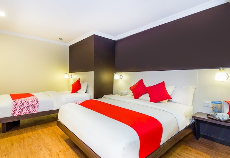 OYO 431 Hotel De Grand Orchard, Kuala Lumpur, Suite Supérieure, Chambre
