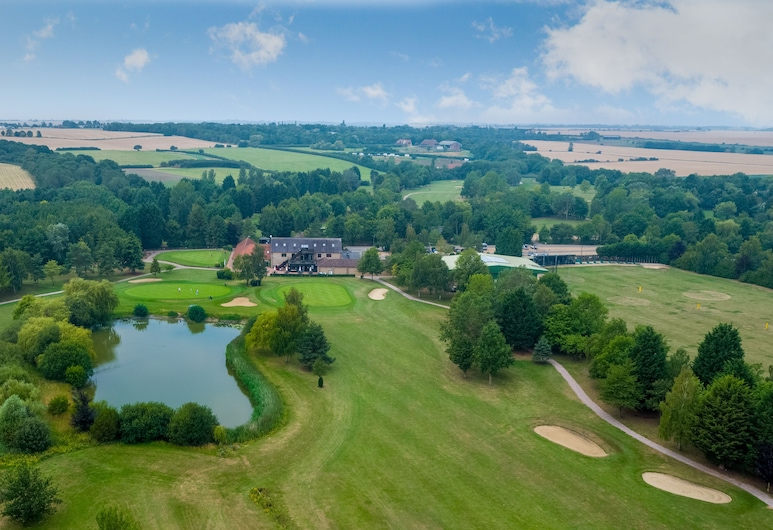 Lakeside Lodge Golf and Country Club, Huntingdon, Sodas