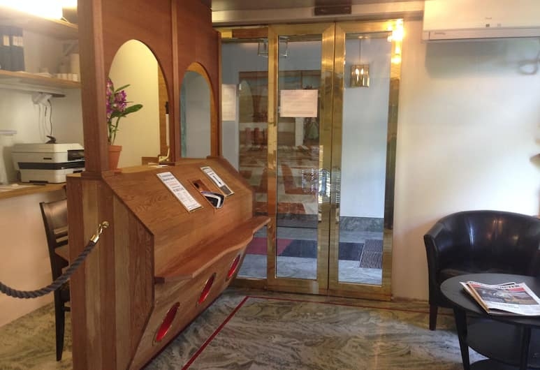 Stockholm Classic Budget Hotell, Stockholm, Zimmer