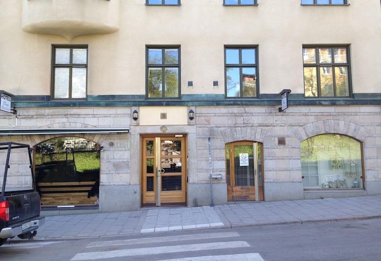 Stockholm Classic Budget Hotell, Stockholm , Mặt tiền khách sạn