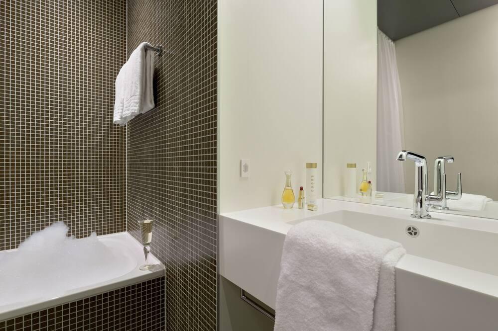 Chambre Double (Style) - Salle de bain