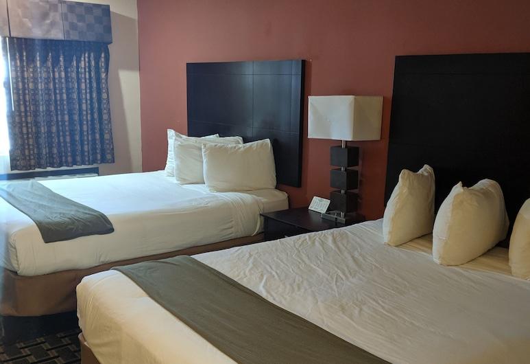 Executive Inn Woodward, וודוורד, חדר, חדר אורחים