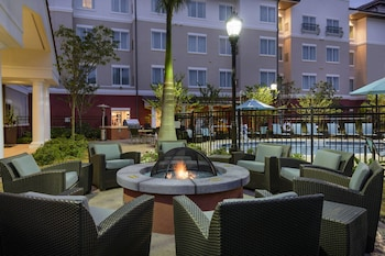 Foto Residence Inn Fort Myers at I-75 and Gulf Coast Town Center di Fort Myers