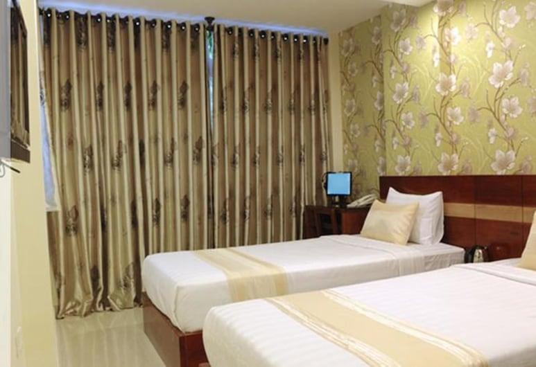 Saigon Europe Hotel & Spa, Hočiminovo mesto, Izba typu Deluxe, Hosťovská izba