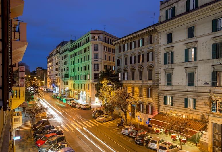 羅馬我愛意大利旅館, 羅馬, 雙人房, 客房景觀