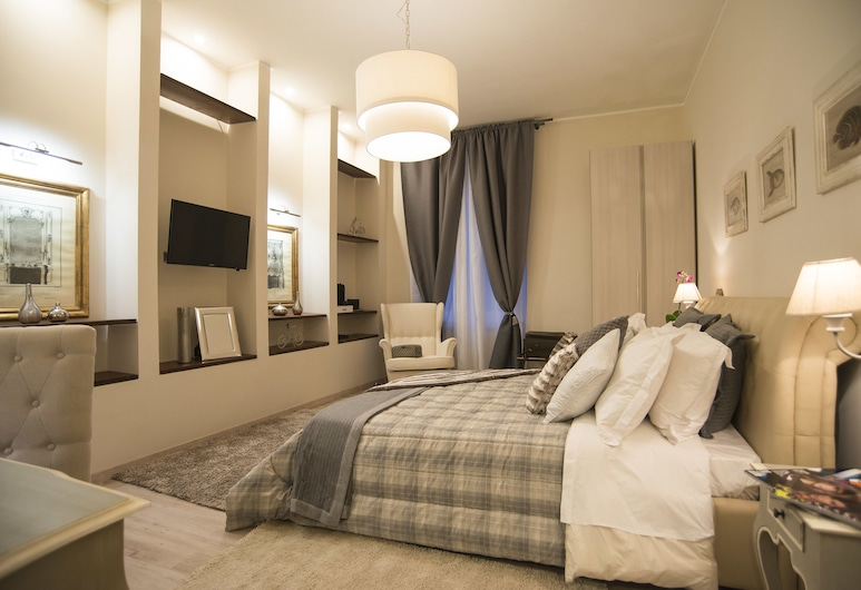 Town House 62, Rome, Junior suite, Kamer