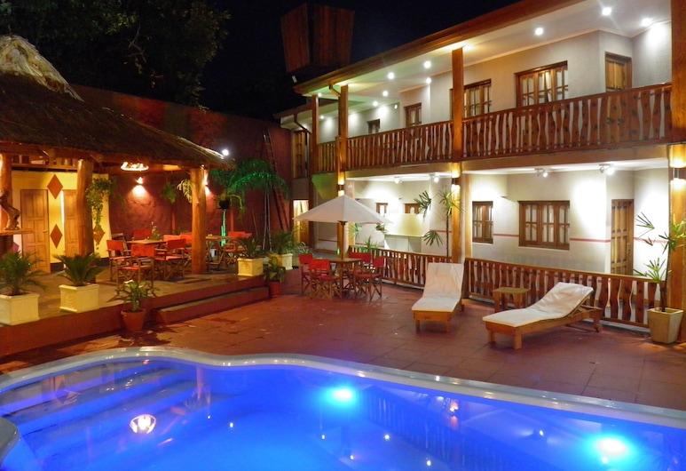 杜帕公寓, 伊瓜蘇港, 室外游泳池