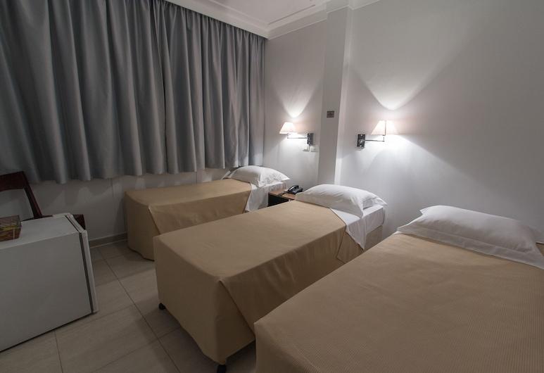 Uniclass Hotel Centro, São Paulo, Kolmen hengen huone, 3 yhden hengen sänkyä, Vierashuone