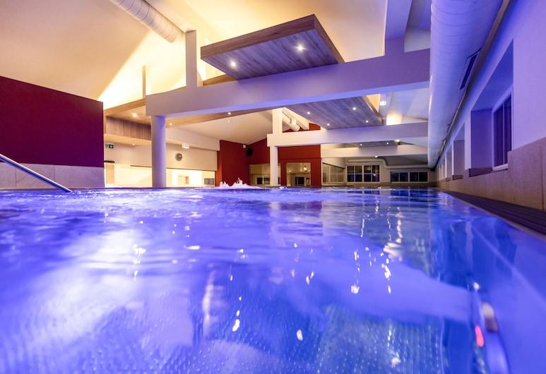 Galtenberg Family & Wellness Resort, Alpbach, Baseinas