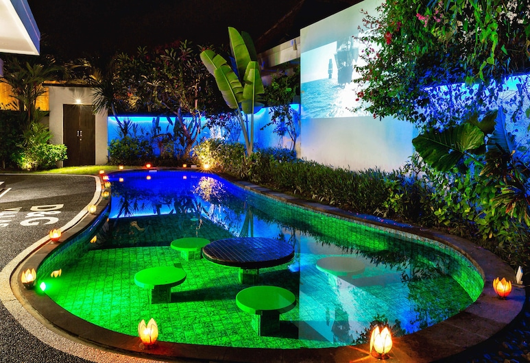 D&G Villas, Nusa Dua, בריכה חיצונית