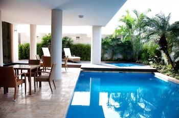 Foto van Hotel Marcelius in Guayaquil