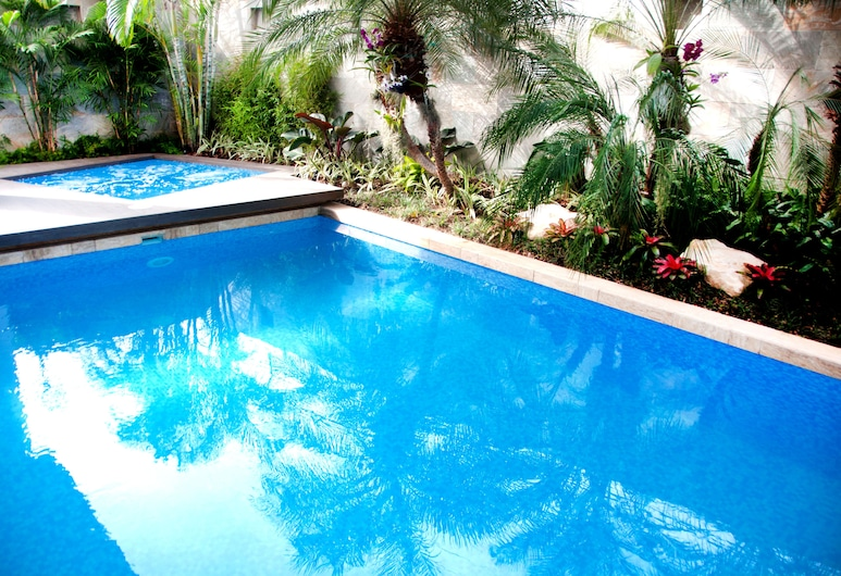 Hotel Marcelius, Guayaquil, Outdoor Pool