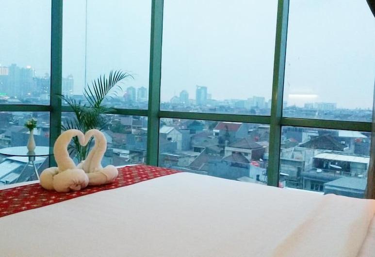 Business Hotel Tomang, Džakarta, Liukso klasės numeris, Svečių kambarys