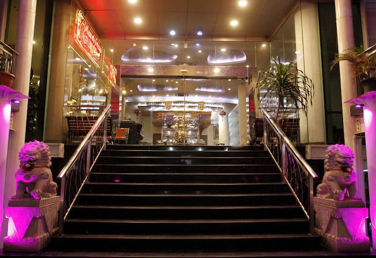 Capital O 126 Business Hotel, Jakarta, Hotel Entrance