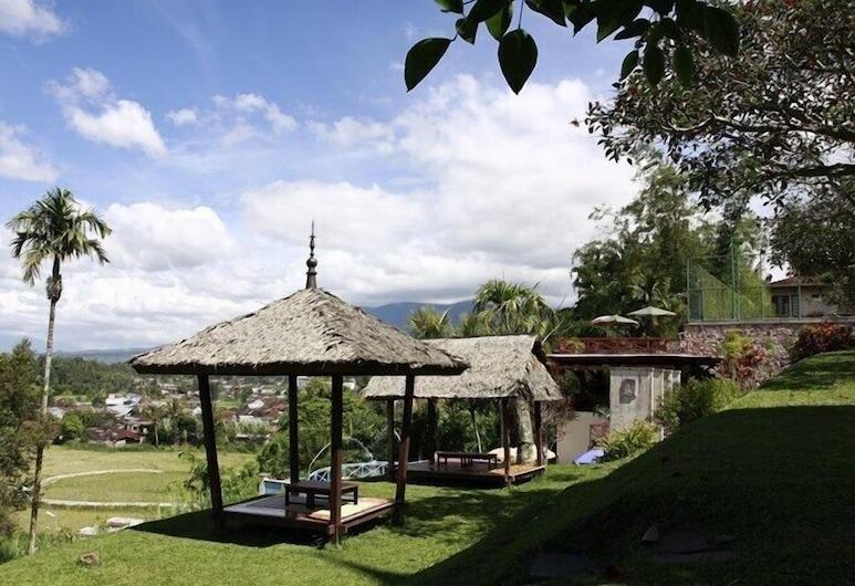 Campago Resort Hotel, Bukittinggi, Viešbučio teritorija