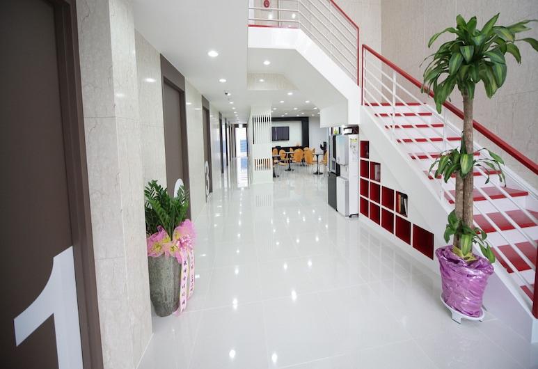 Sol Guest House Haeundae, Busanas, Registratūra