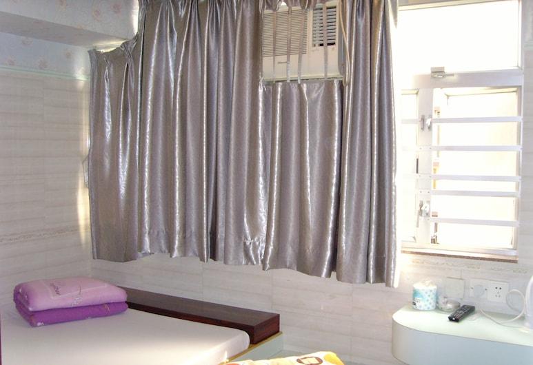 香港中港裕家酒店, 九龍, 三人房, 客房