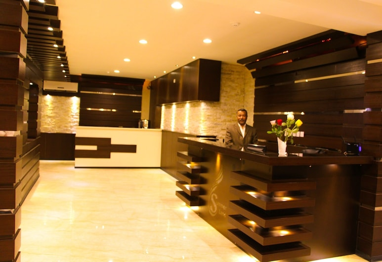 Summerland Suites, Riyadh, Reception