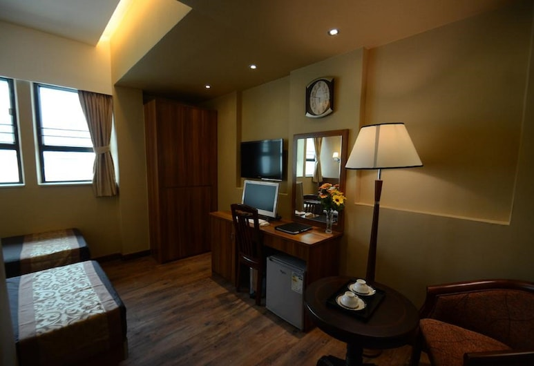 VP Hotel, Kowloon, Classic Twin Room, Guest Room