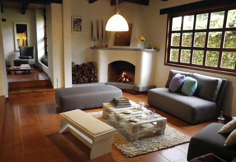 Roberta Bed & Breakfast, San Cristobal de las Casas, Lobby