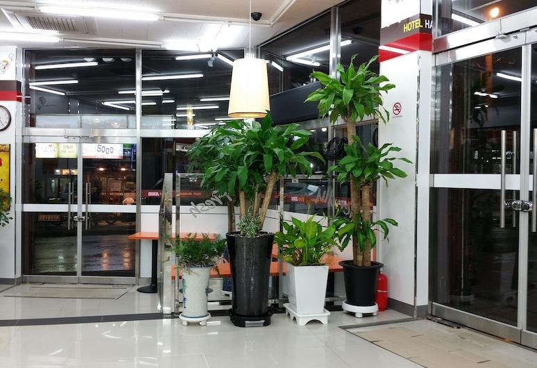 哈利姆港飯店, Jeju City, 大廳酒廊