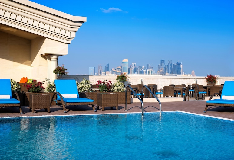 Warwick Doha, Доха, Тераса/внутрішній дворик
