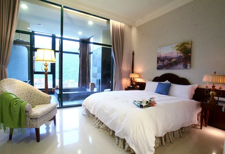 Muen Hot Spring Hotel, Jiaoxi, Quarto Duplo Standard, Quarto