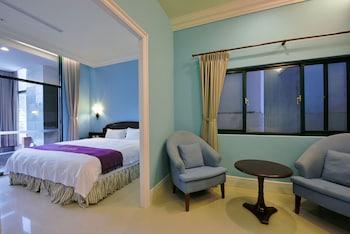 ภาพ โรงแรมมูเองฮอตสปริง ใน เจียวซี