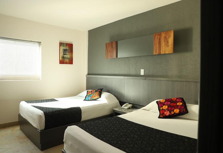 Home Suites Rotarismo, Culiacan, Phòng Suite Senior, Bếp, Phòng