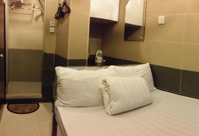蘋果賓館, 九龍, 豪華雙人房, 1 張標準雙人床, 獨立浴室, 客房