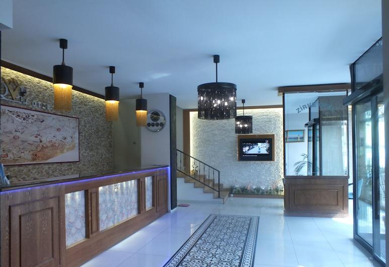 Emirtimes Hotel Kadikoy, İstanbul, Resepsiyon