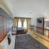 Žemesnės liukso klasės numeris, 2 didelės dvigulės lovos - Pagrindinė nuotrauka