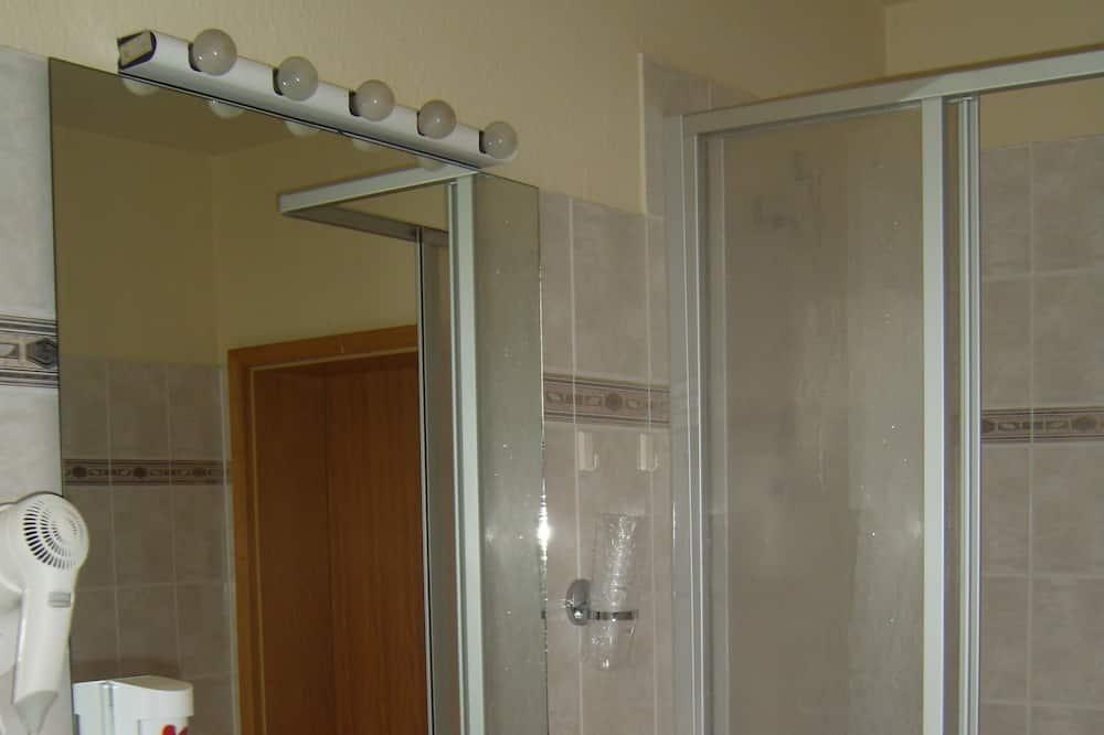 Apartmán se 2 ložnicemi - Koupelna