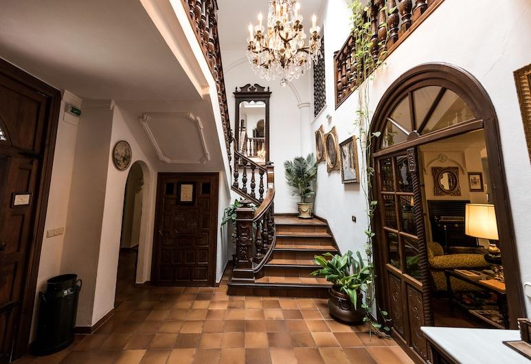 聖加百列宮蘇活精品酒店, 隆達, 樓梯
