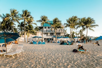 Mynd af Numero Uno Beach House í San Juan