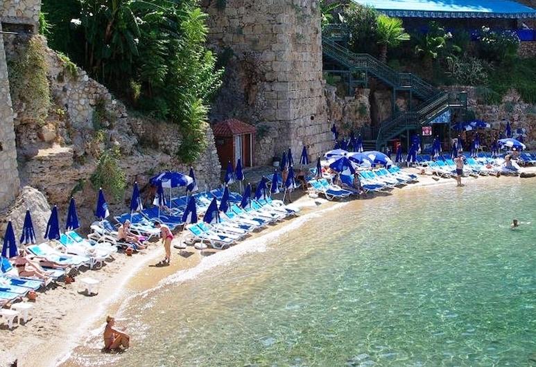 Marka Hotel, Antalya, Beach
